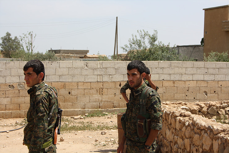 Turkey Shells Kobani And Tel Abyad In Eastern Syria. What Are Its Next Moves?
