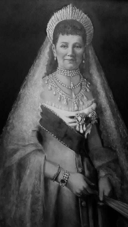 Tsarizm Historian Commissions Painting Of Princess Ekaterina Romanova