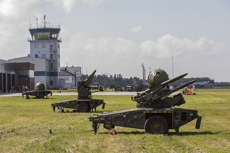 Baltic Defense Ministers Agree To Raise Spending Above 2% NATO Goal