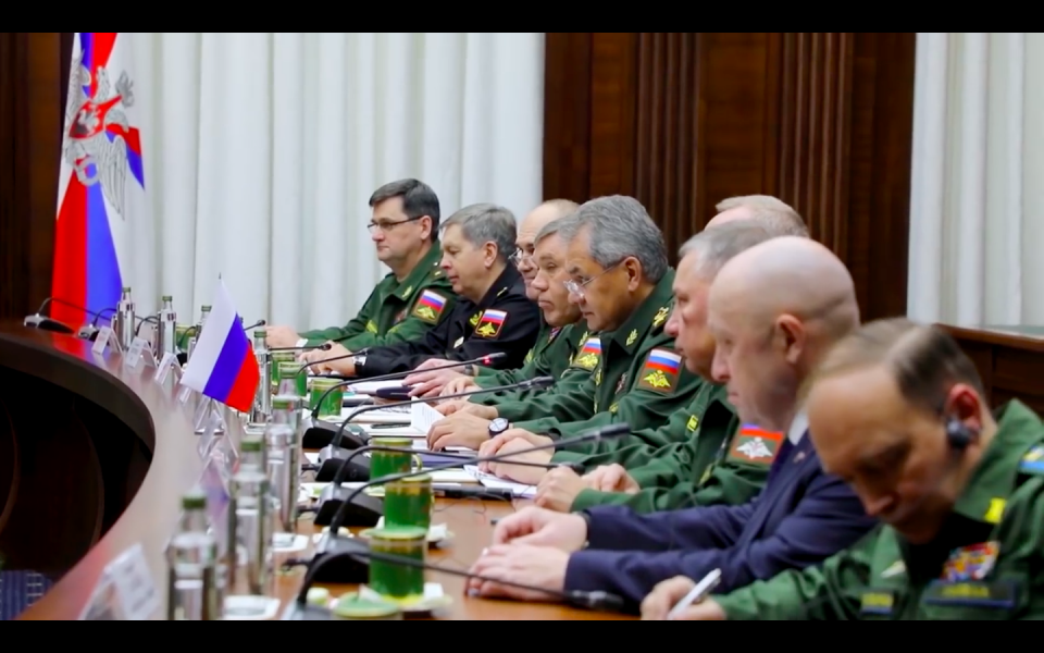 Mercenary Chief And 'Putin's Cook' Caught Participating In Libyan Conflict Talks With Moscow