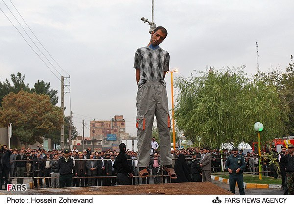 Concerns Raised Over 'Secret Executions' Of Arabs In Iran