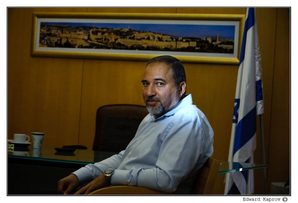 Shake Up At The Top: Israeli Defense Minister Resigns