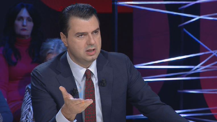 "Albanian PD Leader Basha Argues For ""European Model"" Against ""Coalition Of Criminals"""