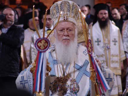 Poroshenko, Orthodox Patriarch Sign Agreement On Independent Ukrainian Church