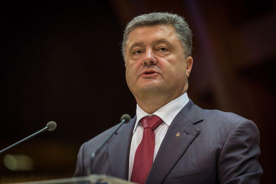 Poroshenko In Trouble For Re-Election In Ukraine