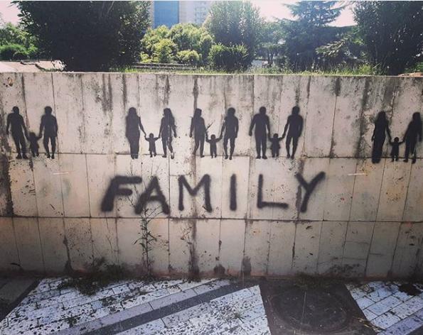 Street Art Of Tirana