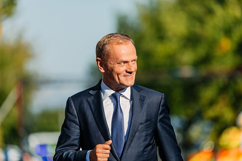 EU Council President Tusk Warns Poland Could 'Accidentally' Leave The Union