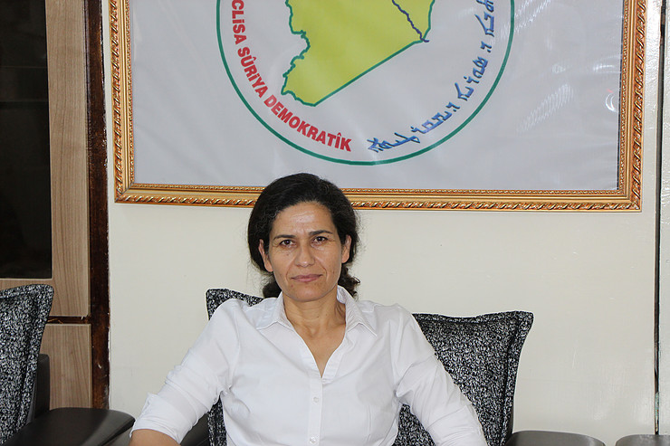 Syrian Democratic Council: Eastern Syria Fears Turkish Invasion
