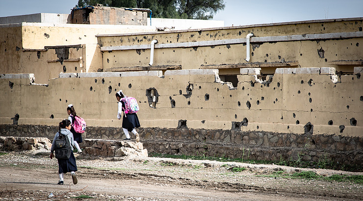 1.8 Million Iraqis Still Displaced A Year After Defeat Of ISIS In Iraq
