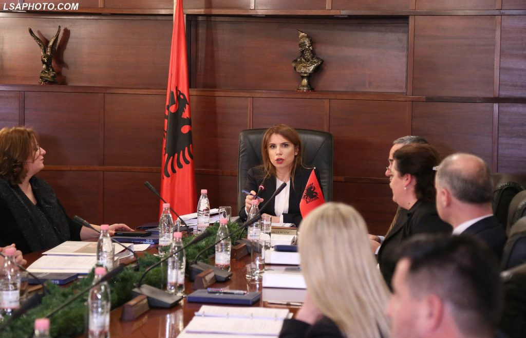 Albania Installs Special Courts in Violation of the Constitution and Laws