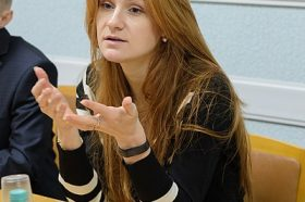Butina Takes Plea Deal