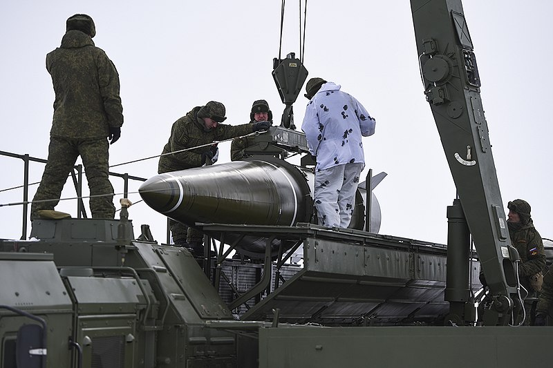 Standoff Over INF Treaty Enters New Phase As U.S. Reveals Details Of Russian Missile
