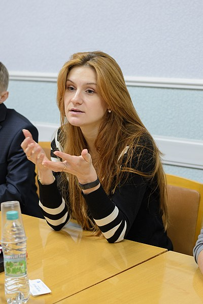 Maria Butina Denied Release From Solitary, Prompting Plea From Moscow In Alleged Russian Agent Case
