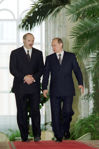 Belarus Worried Putin Wants The Country