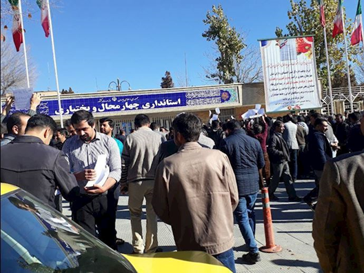 The Massive Protests Across Iran