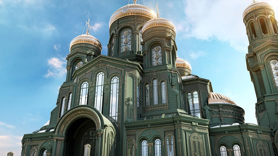 Russia's New Military Cathedral Will Train War Priests — Reports