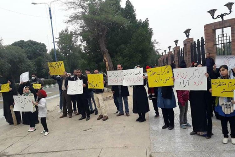 Regime Can't Stop Protests Across Iran