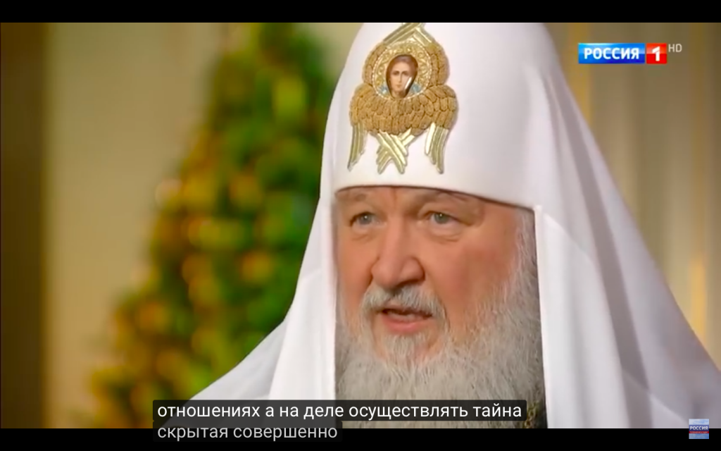 Russian Patriarch Says Tech Gadgets Will Allow Coming Of Antichrist