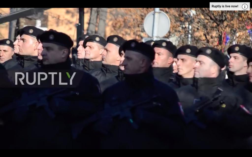 Bosnian Serbs Celebrates 'Republika Srpska Day' With Military Parade