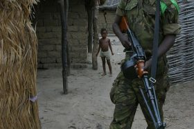 Russia Seems To Be Opening Military Base In Central African Republic