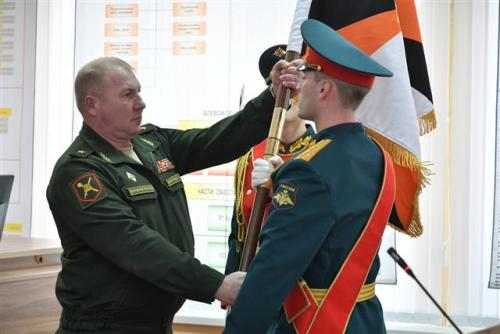 New Russian Army Commanders