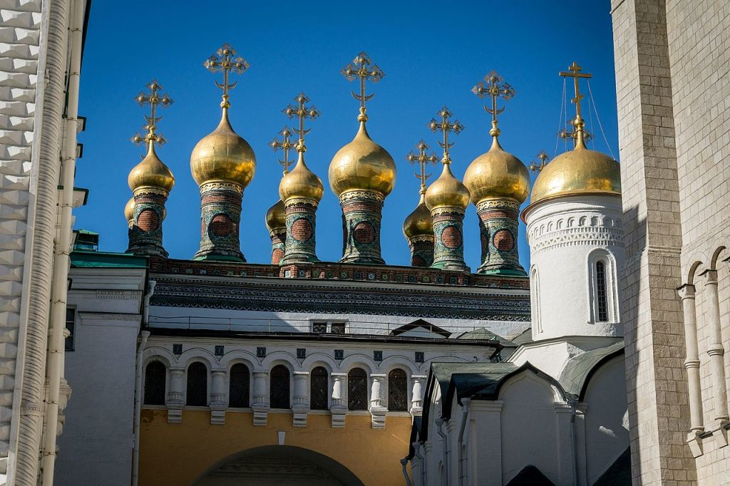 Russia Sure Behaves Strangely For A Country Bent On Conquest
