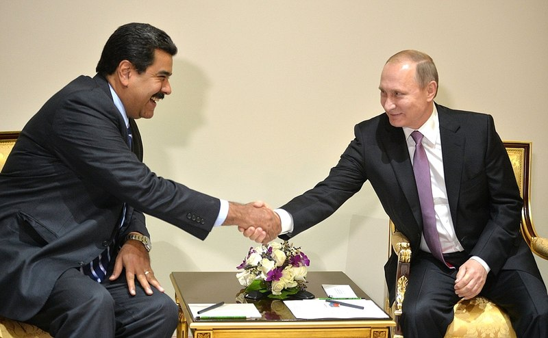 Moscow Worries Trump Is Going To Rid Venezuela Of A Dictator...And A Russian Military Base In Caribbean