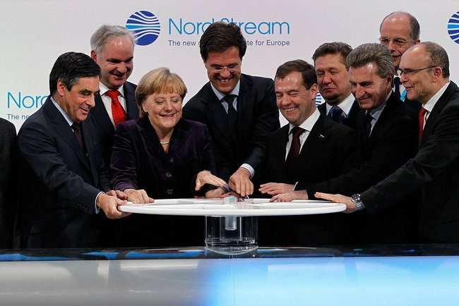 Russian Media Gloats That Germany Blocks EU Commission From Stopping Nord Stream II