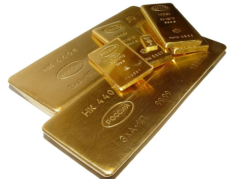 Russia Hoarding Gold Waiting For The American Currency Crisis...Now 5th Biggest Stockpile In World