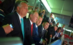 Hungary Bucks U.S. Push To Curb Russian And Chinese Influence