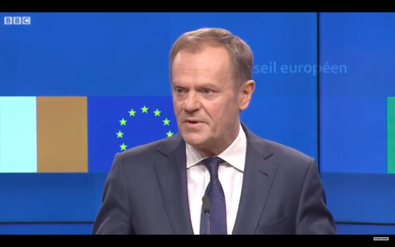 Video: European Commission President Says There Is Special Place In Hell For Brexiteers....The Arrogance...