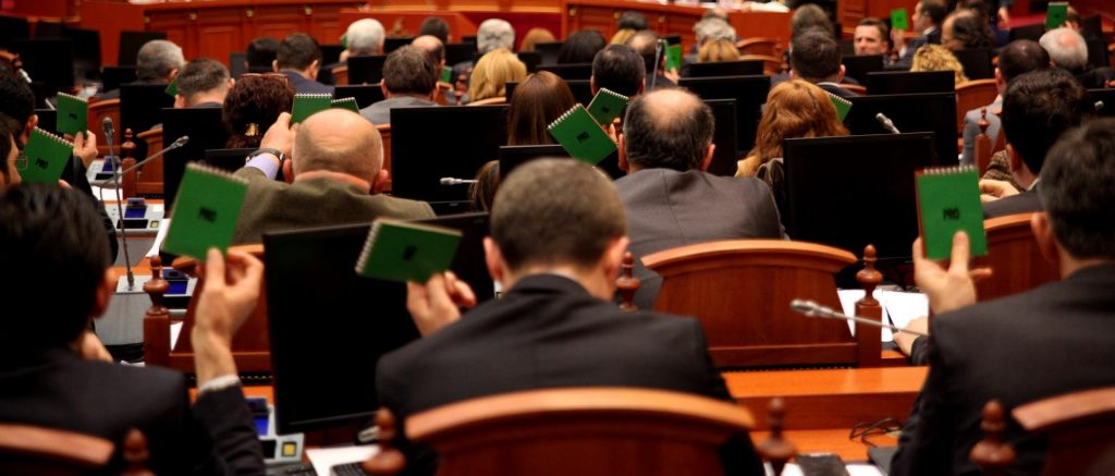 Albanian Parliament Unanimously Ratifies North Macedonia's NATO Accession