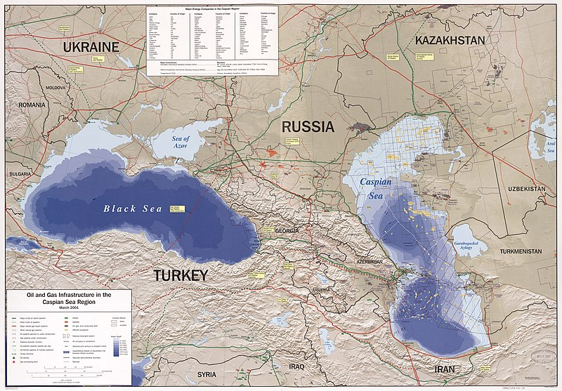 As Germany Cements Dependence On Russian Gas, Hungary Pushes US To Drill Baby Drill In Black Sea