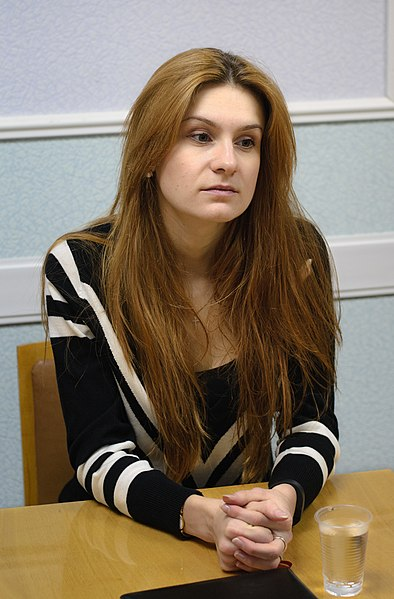 Maria Butina Looks To Be Going Home Soon