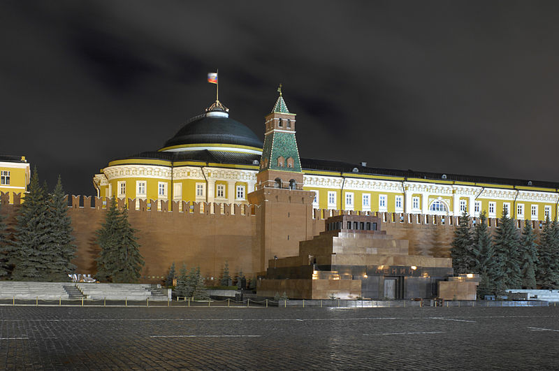 The Kremlin Hierarchy Is Fast Decaying