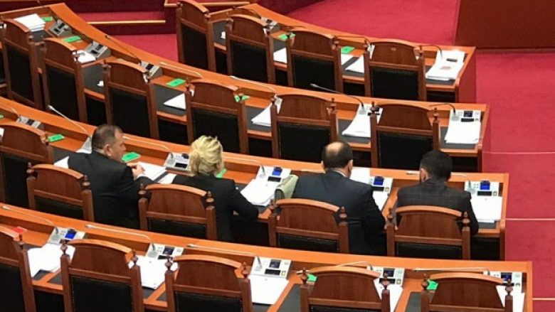 New Opposition MPs Bring Parliament Back to Qualified Majority