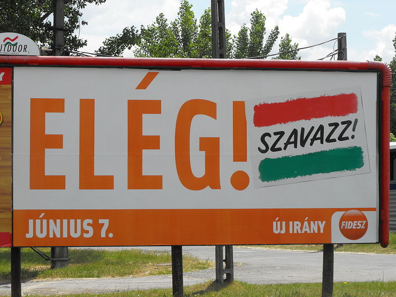 EU Center-Right Party Suspends Orban's Fidesz As Populists Gain In Polls For Approaching EU Parliamentary Election