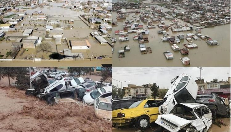 Unprecedented flooding In Iran And The role Of The IRGC