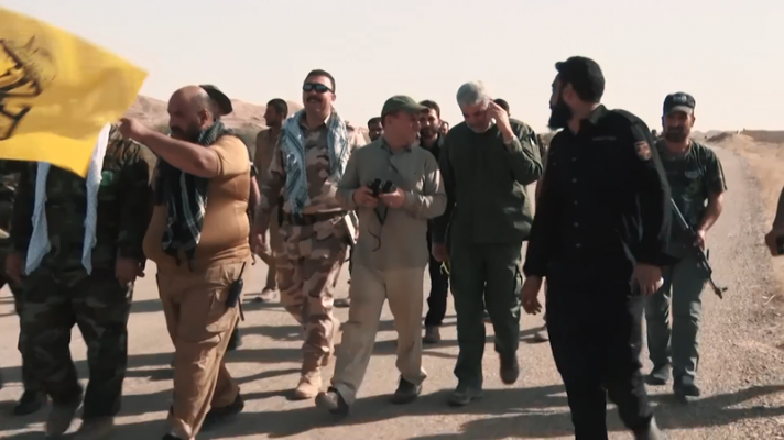 Pro-Iranian Militias In Iraq Are Increasingly Pressuring US To Leave