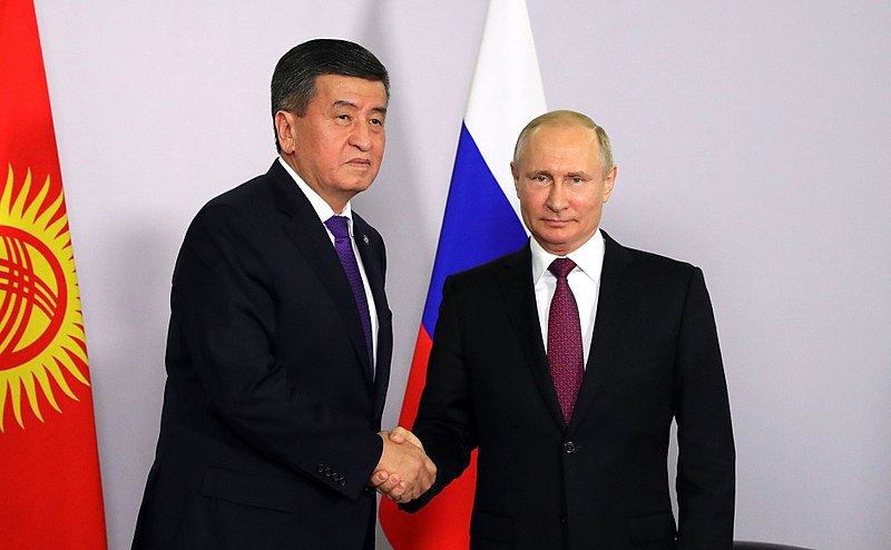 Is Russia Pressuring Kyrgyzstan For A Bigger Russian Military Presence?
