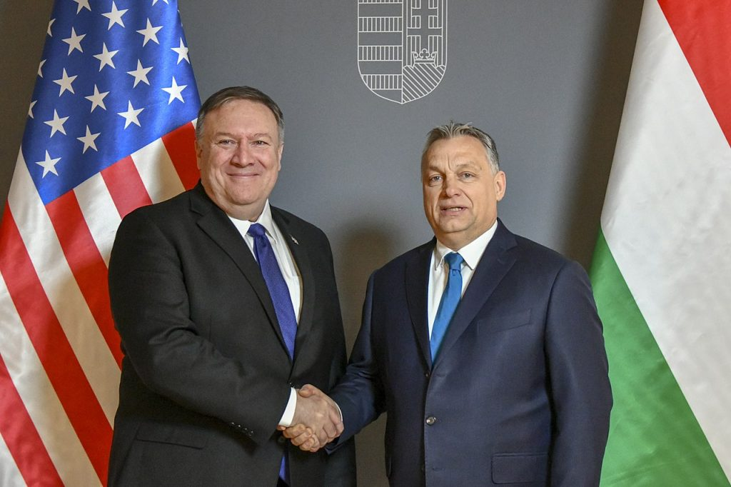 Hungary Says No To Forced EU Migration