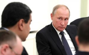 Russia Helping Venezuela With Wheat Supplies