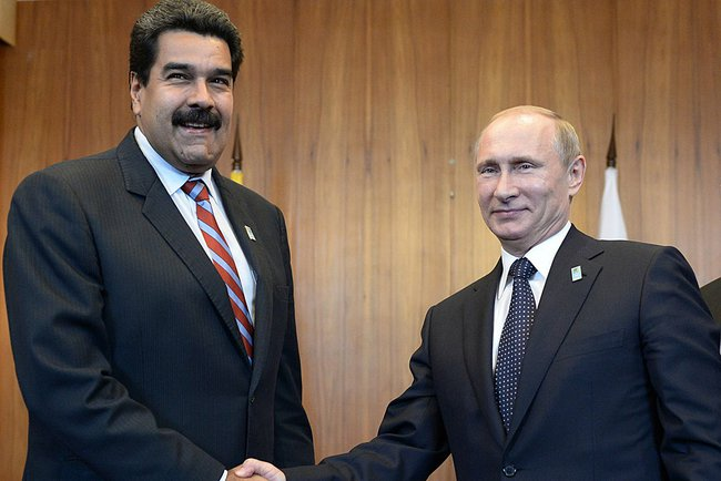 Russia Offloads Troops And Equipment In Venezuela, Bolton Condemns Action
