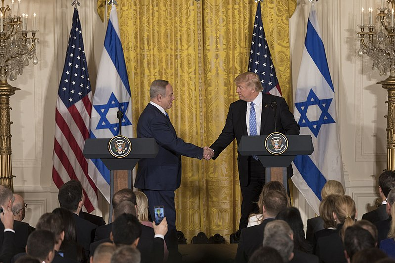 The Hi-Tech Traditionalist:  Trump And Netanyahu Take On The Globalist Cabal