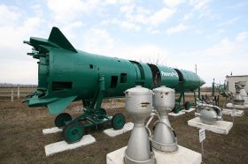 Ukraine Says It Can Now Develop Missiles After Russia Pulls Out Of INF Treaty