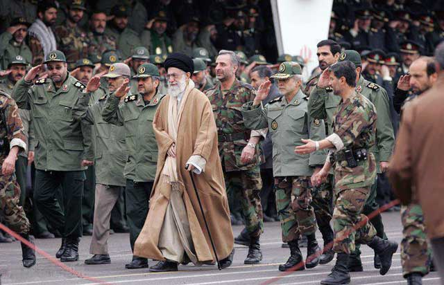 The US brands Iran's Revolutionary Guard Corps A 'Terror Group'