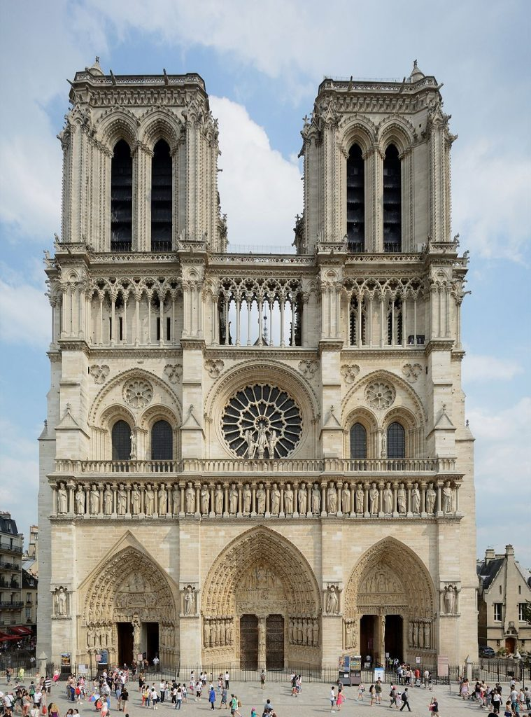The Hi-Tech Traditionalist: Cathedrals, Like People, Die Of Broken Hearts
