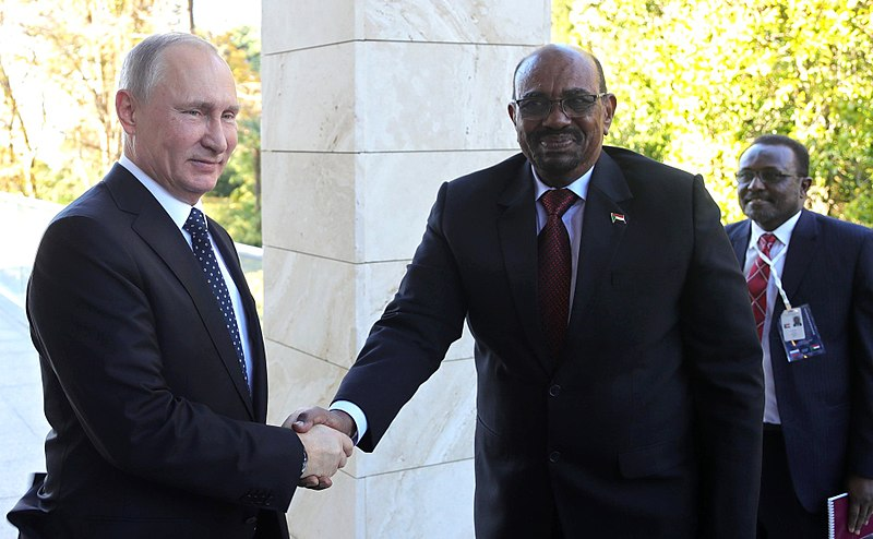 Russia Just Lost Big In Sudan