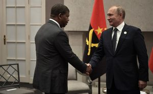 Russia moves further into Africa - Angola