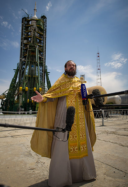 Russian Church Official Wonders...Where Are The Real Men? All We Get Are Scrawny Chickens